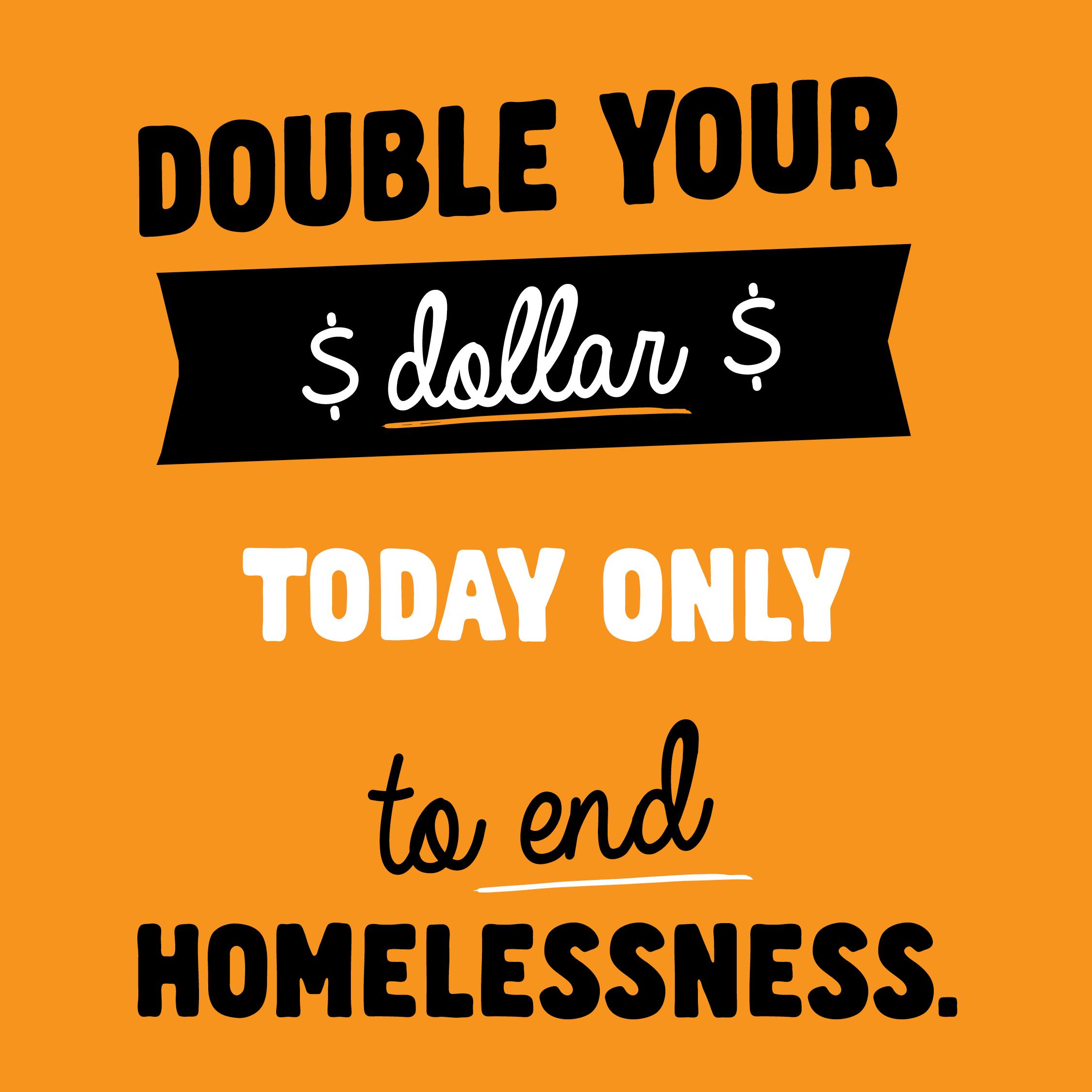 Social Tile - Double your Dollar